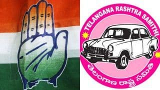 Huzurnagar Bypoll: TRS, Congress Candidates Locked in Neck-and-neck Fight