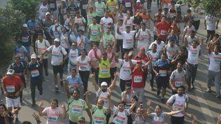 Delhi Capitals Extend Support to Half Marathon