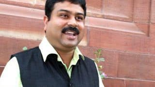 Those Who Are Ready to Say 'Bharat Mata Ki Jai' Should be Allowed to Live in India: Dharmendra Pradhan