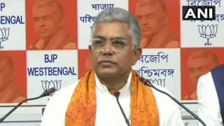 'Mean Mindedness', Says BJP as TMC Issues Notice to Party MLA For Sharing Dais With Dilip Ghosh
