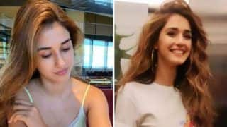 Bollywood Hottie Disha Patani's no Make-up Airport Look in Mint Green Top Will Make You Gush Over Her