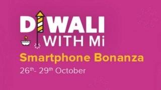 Diwali with Mi: Xiaomi की Smartphone Bonanza सेल शुरू, 12,000 रुपये तक सस्ते मिल रहे हैं स्मार्टफोन