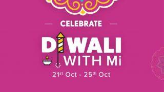 Xiaomi Diwali with Mi Sale हुई शुरू, स्मार्टफोन, टीवी, एसेसरीज पर मिल रहा है बंपर डिस्काउंट