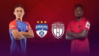 Bengaluru FC vs NorthEast United FC Dream11 Team Prediction: Captain And Vice Captain For Today Match 2, ISL 2019-20 BFC vs NEUFC at Bengaluru 7.30 PM IST