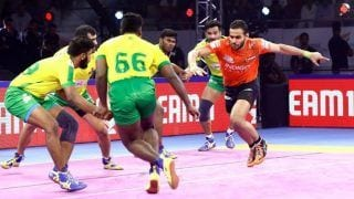 Dream11 Team JAI vs TAM Pro Kabaddi League 2019 - Kabaddi Prediction Tips For Today's PKL Match 127 Tamil Thalaivas vs Jaipur Pink Panthers at Shaheed Vijay Singh Pathik Sports Complex in Greater Noida
