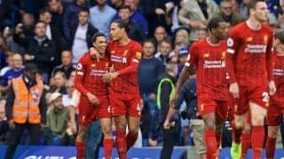 Dream11 Team Leicester City vs Liverpool FC English Premier League 2019-20 - Football Prediction Tips For Today's Match LEI vs LIV at Anfield Stadium