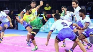 Dream11 Team PAT vs MUM Pro Kabaddi League 2019 - Kabaddi Prediction Tips For Today's PKL Match 117 Patna Pirates vs U Mumba at Tau Devilal Sports Complex, Panchkula