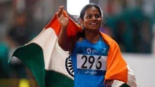 Dutee Chand Ends Season With 200m Gold to Complete Sprint Double in National Open Athletics Championships 2019