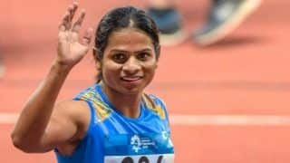 Dutee Chand Creates 100m National Record To Move Closer to Olympic Qualification Mark