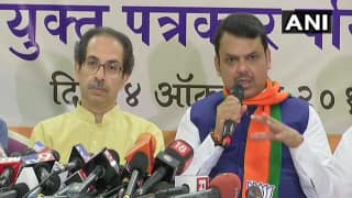 'Want To See Aditya Thackeray in Assembly Soon,' Says Fadnavis Ahead of Maharashtra Assembly Polls