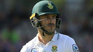 Faf du Plessis Trolled After Recent Comments on Toss, India Thrashing
