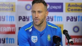 2nd Test: The Batsmen Were Weak On Mindset After Fielding For So Long, Says Faf du Plessis