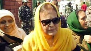Farooq Abdullah's Sister, Daughter Among 6 Detained in Srinagar During Protest Over Article 370