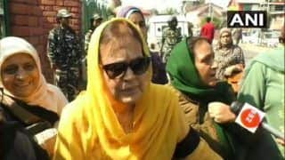 Farooq Abdullah's Sister, Daughter Freed After Being Detained For Anti-Article 370 Abrogation Protest