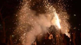 Lull at Sadar Bazaar in Delhi as Sale of Firecrackers Takes a Hit