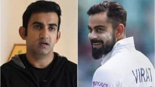 MS Dhoni, Sourav Ganguly Had Defensive Mindsets to Draw Matches, Virat Kohli Pushes For Win: Gautam Gambhir