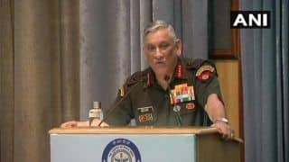 Army Chief Bipin Rawat Faces Flak From Political Leaders Over 'Anti-CAA Protest' Remarks