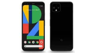 Google Pixel 4 press render leaks ahead of October 15 launch, confirms square camera module