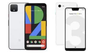 Google Pixel 4 XL vs Pixel 3 XL: Price, specifications, features compared