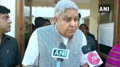 West Bengal: अफसरों ने मीटिंग में शामिल होने से किया इनकार तो राज्यपाल ने दिया ये बड़ा बयान