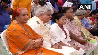 West Bengal Governor Jagdeep Dhankhar, Wife Visit Mamata Banerjee on Kali Puja