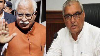 #Haryana Assembly Election 2019: पलट सकती है 2019 की बाजी, सरकार के सात मंत्री रुझानों में हुए पीछे