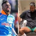 WATCH: Hardik Pandya Begins Road to Recovery, Thanks Fans For Constant Support