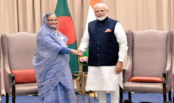 PM मोदी और Sheikh Hasina की मुलाकात में उठाया गया NRC और रोहिंग्या का मुद्दा के लिए इमेज परिणाम
