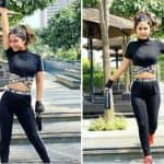 Television Hot Actor Hina Khan is Total 'Boss Babe' as She Flaunts Her Curves in Post Workout Photoshoot