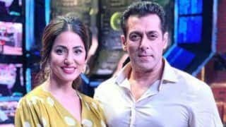 Bigg Boss 13: Hina Khan to Enter The Controversial House Again, Shares Pictures With Host Salman Khan