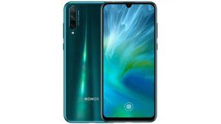 Honor 20 Lite स्मार्टफोन Kirin 710F, 48-megapixel ट्रिपल कैमरा के साथ हुआ लॉन्च, जानें कीमत
