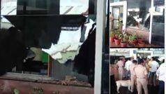 हुबली रेलवे स्टेशन विस्फोट: महाराष्ट्र पुलिस कोल्हापुर ब्लास्ट से लिंक की कर रही जांच