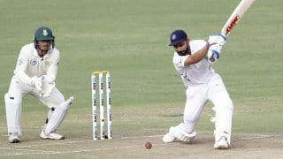 After Pune Double Century, Virat Kohli Just One Point Behind Steve Smith in Latest ICC Test Rankings; Ravichandran Ashwin Moves to No 7