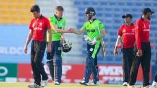 Ireland vs Oman Dream11 Team Prediction: Captain And Vice Captain For Today Match 16, ICC Men's T20 World Cup Qualifier Group B IRE vs OMN at Sheikh Zayed Stadium Nursery 1 in Abu Dhabi 03:40 PM IST