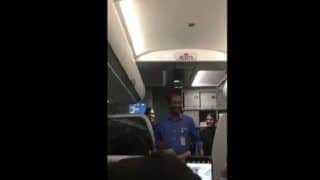ISRO Chief K Sivan Flies Economy Class, Gets Rousing Welcome From Co-passengers | Watch