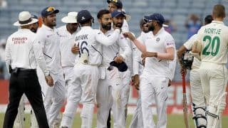 India Surpass Australia To Become Team With Most Successive Test Series Wins At Home