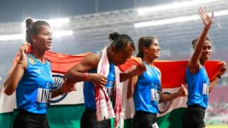 World Athletics Championships 2019: Indian Women's 4x400m Relay Team, Javelin Thrower Shivpal Singh Fail to Qualify For Finals