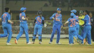 भारतीय महिलाओं ने दक्षिण अफ्रीका को चौथे T20 में 51 रन से हराकर जीती सीरीज