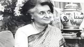 Congress Leader Rahul Gandhi Pays Tribute to Former PM Indira Gandhi on Her Death Anniversary