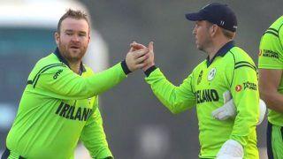 आयरलैंड को मिला ऑस्ट्रेलिया का टिकट, टी20 विश्व कप के लिए किया क्वालीफाई