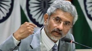 'Developments Have Taken Very Serious Turn', Says EAM Jaishankar After Holding Talks With Iranian Counterpart