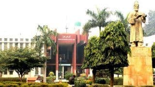 Jamia Millia Islamia Secures 6th Spot in QS World University Rankings Despite Broiling in Political Controversies