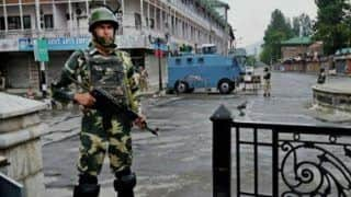 Jammu and Kashmir: 2 Hizbul Terrorists Shot Down, Encounter Underway in Srinagar; Mobile Internet Suspended