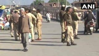 J-K: In Fortnight Gap, Government Releases Five More Political Leaders From Detention