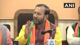 Prakash Javadekar Claims Credit For 'Good Air' Days in Delhi-NCR