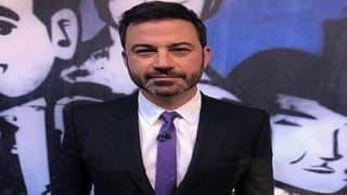 Jimmy Kimmel Gets Video Mashup of Trump's Baghdadi Speech
