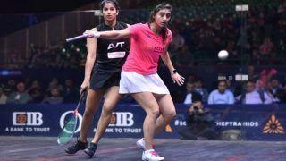 Joshna Chinappa Crashes Out of Women's World Squash Championships