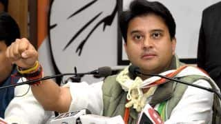 'Yes, I'm a Dog': Jyotiraditya Scindia Claims Kamal Nath Called Him 'Kutta', Congress Denies