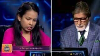 KBC 11 October 8 Episode Highlights: Deepjyoti Wins Rs 6,40,000 so Far, Talks About Her Life Struggles