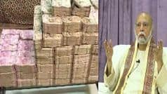600 करोड़ रुपए को भी पार कर सकती है बेनामी संपत्ति, ऐसा है 'कल्कि भगवान' का साम्राज्य